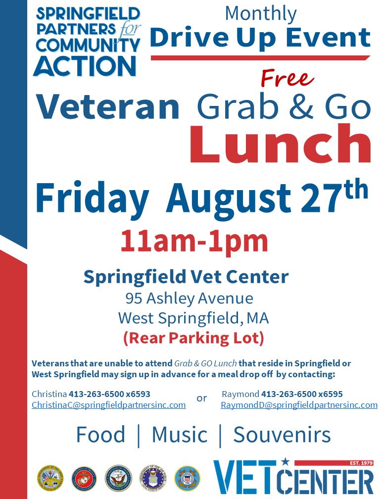 Grab n Go Lunch Flyer AUG27th